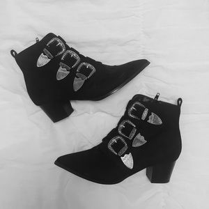 Forever 21 Western Style Boots